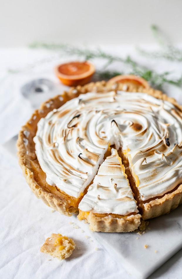 ecetas tartas deliciosas para hacer en casa tarta de limón y merengue