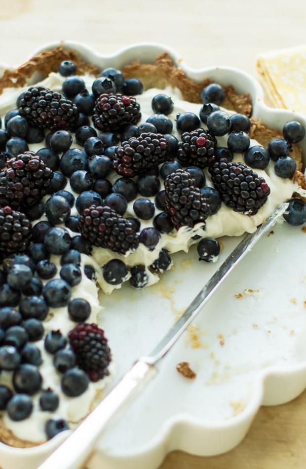 ecetas tartas deliciosas para hacer en casa tarta de moras