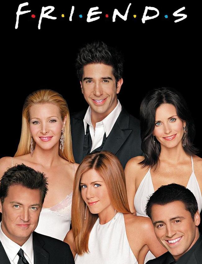 Series para ver: Friends