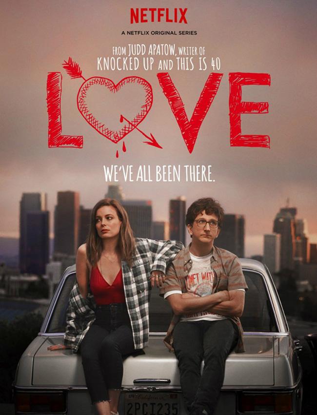 Series para ver: Love