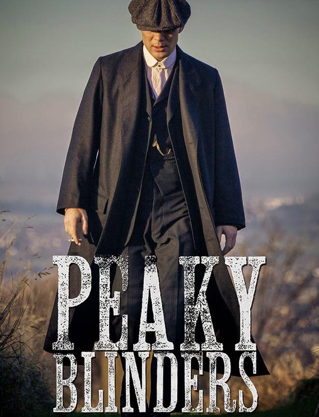 Series para ver: Peaky Blinders