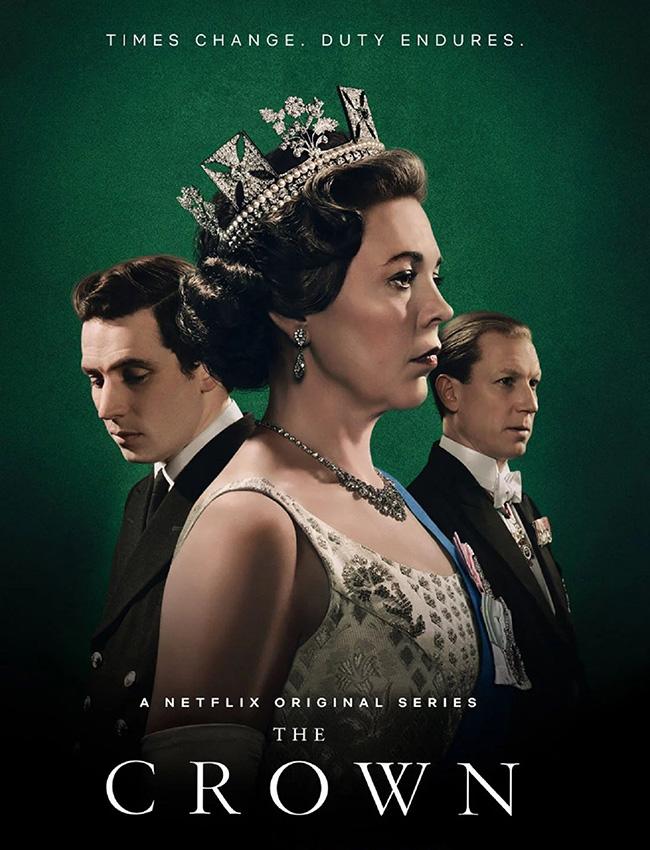 Series para ver: The crown