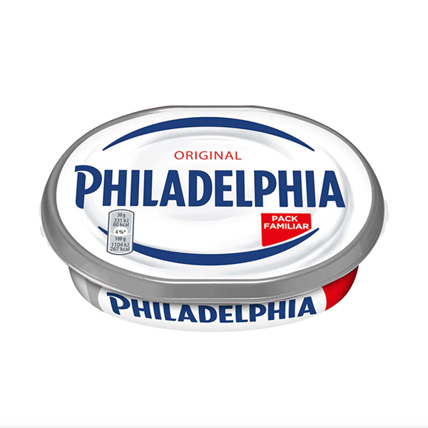vasitos de cheesecake ingredientes queso en crema philadelphia