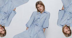 15 vestidos camiseros que no dejarás de usar los próximos meses