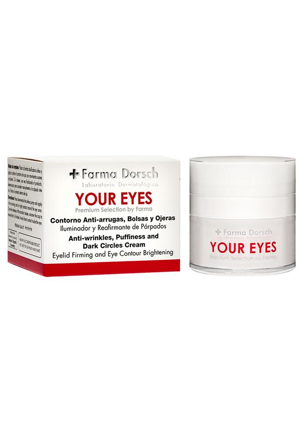 Contorno de ojos Your Eyes de Fridda Dorsch