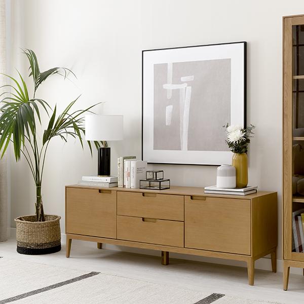 Mesa para la TV de Kenay Home