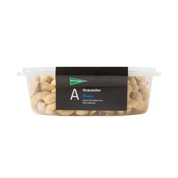 granola casera anacardos