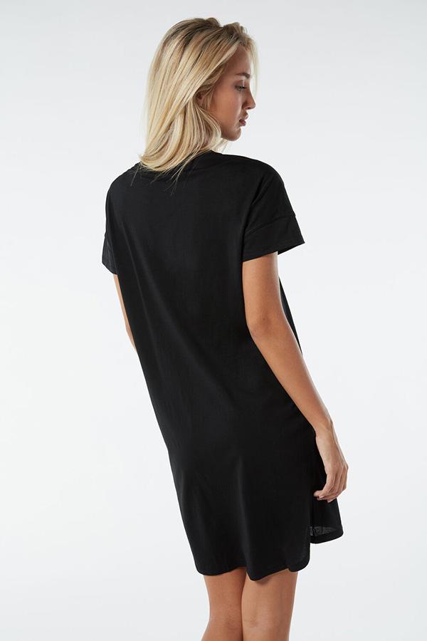 Camisón negro