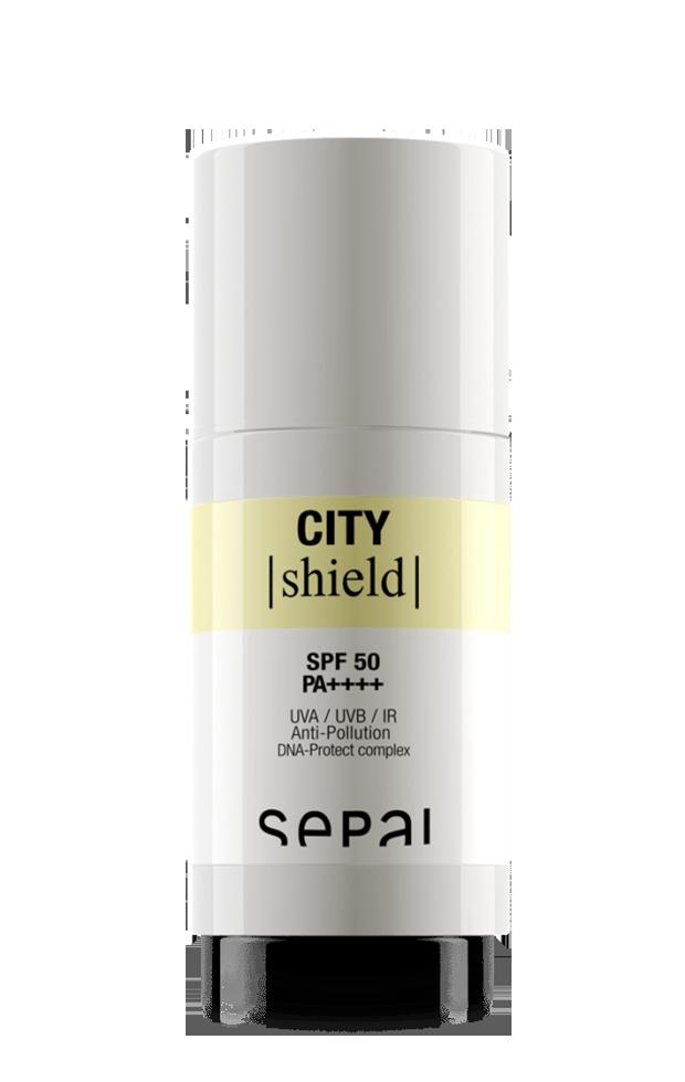 protectores solares urbanos city shield