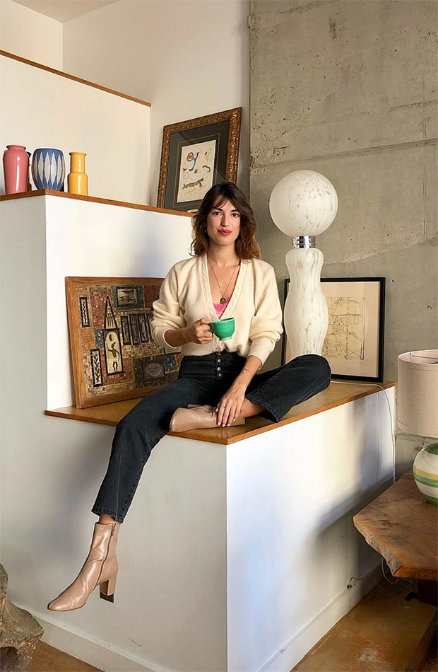 influencers internacionales jeanne damas