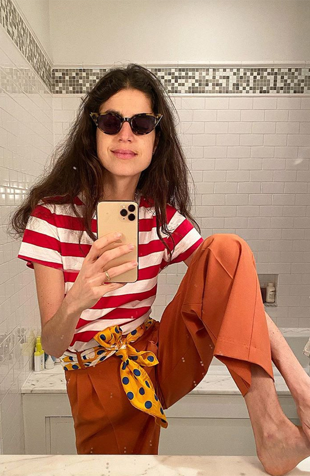 influencers internacionales leandra medine