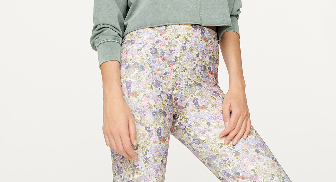 Leggings estampados de Oysho
