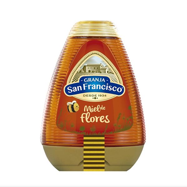 granola casera miel
