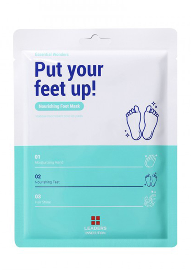 Mascarillas Put your feet up de Miin Cosmetics