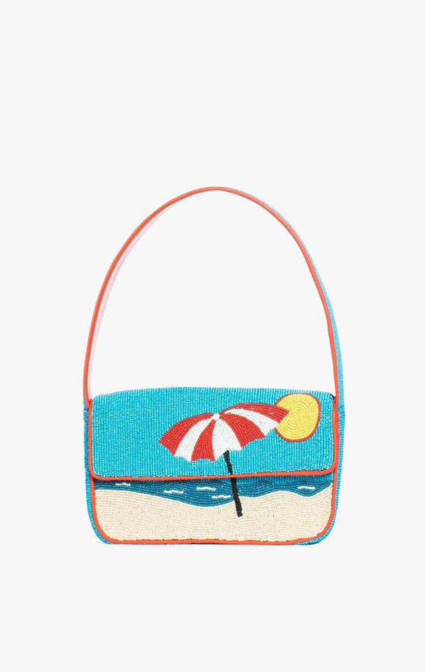 minibolsos staud print playa