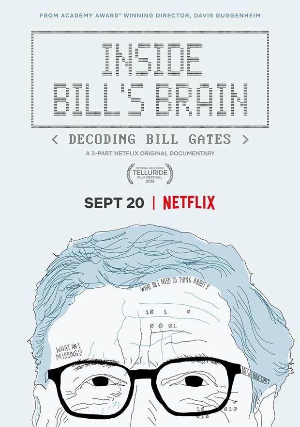 Documentales de netflix motivadores Inside Bill Brain