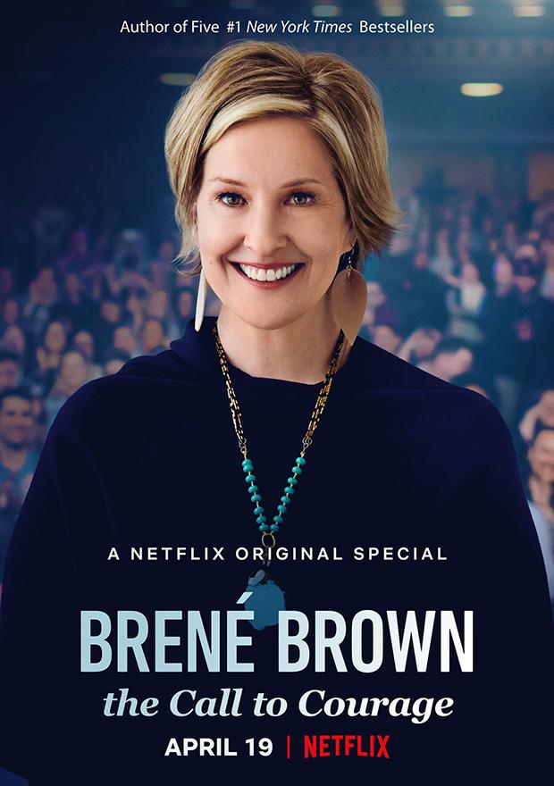 Documentales de netflix motivadores Brene Brown