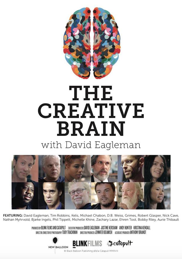 Documentales de netflix motivadores The creative brain