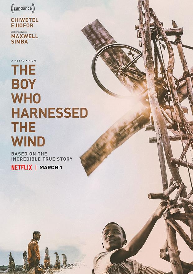 Documentales de netflix motivadores El niño que domó el viento