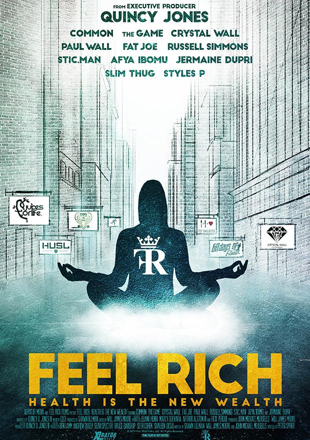 Documentales de netflix motivadores Feel Rich