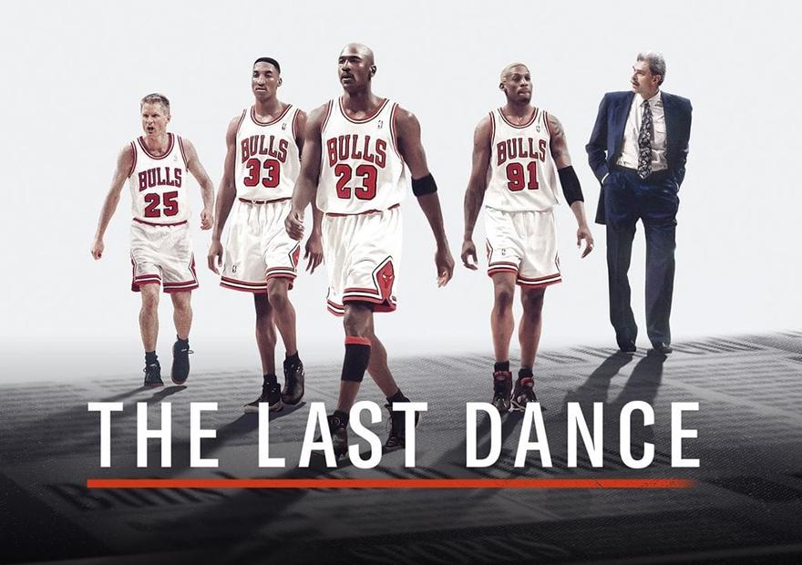 Documentales de netflix motivadores Michael Jordan