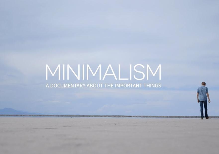Documentales de netflix motivadores Minimalismo