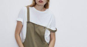 11 petos para lucir una de las prendas más cómodas y en tendencia