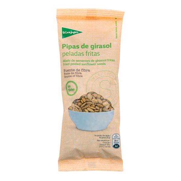 granola casera pipas de girasol
