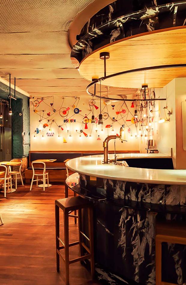 restaurantes en Madrid a domilicio La musa