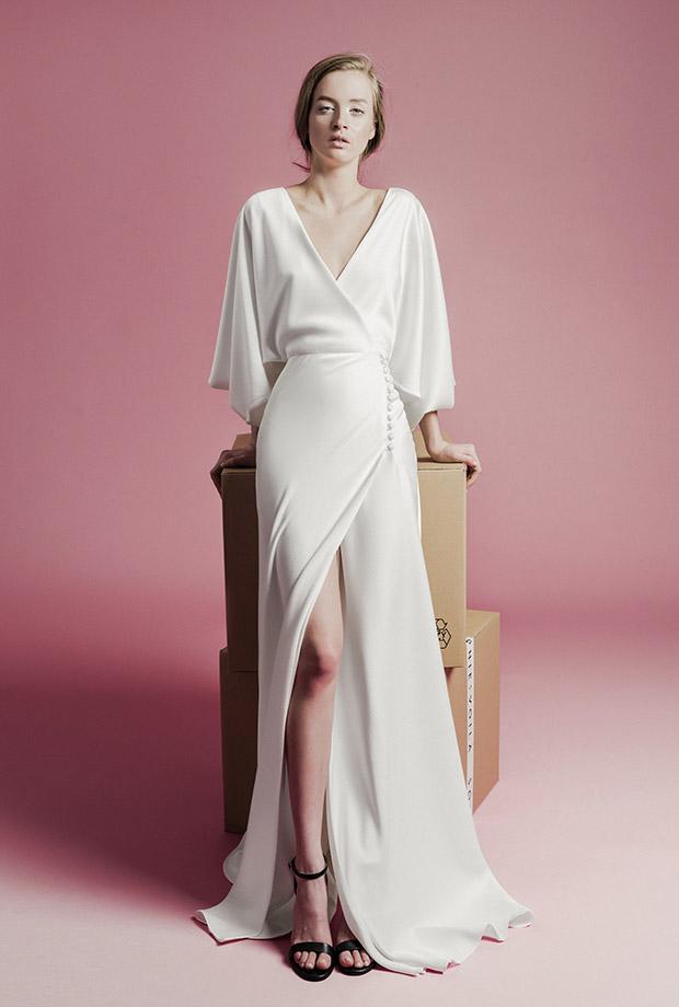 Colección de vestidos de novia 2021 de Sophie et Voilà