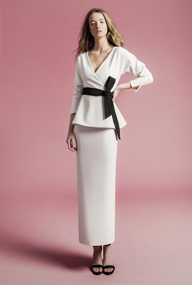 Vestido de novia de la colección bridal 2021 de Sophie et Voilà