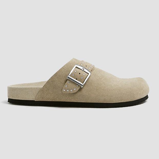 zapatos tendencia verano 2020: Zuecos