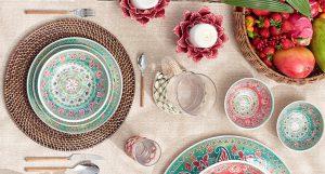 El menaje de mesa que tu casa necesita este verano