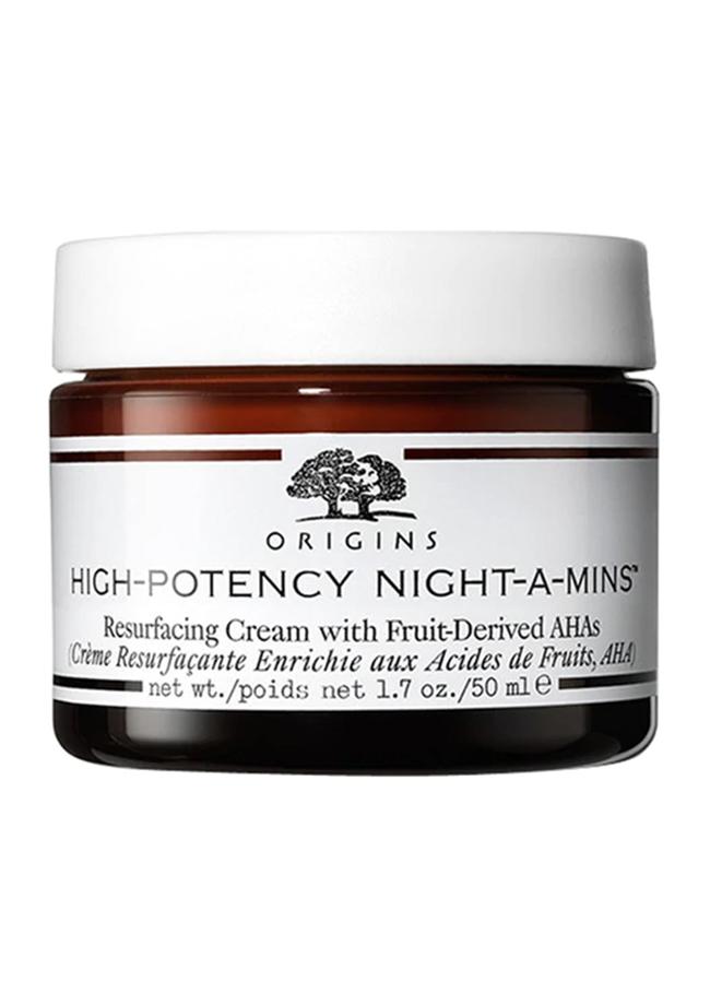 yoga facial Crema Hidratante High-Potency Night-A-Mins de Origins