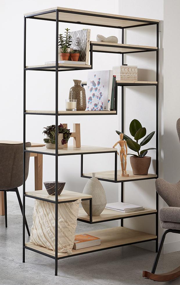 simplifica tu hogar estantería de kave home