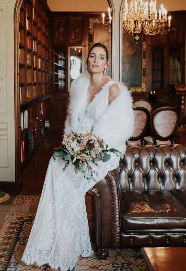 Confesiones de una boda de novia sofisticada