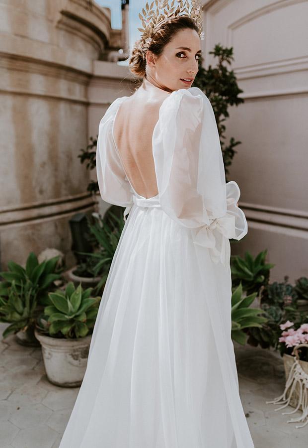 Confesiones de una boda con vestido femenino