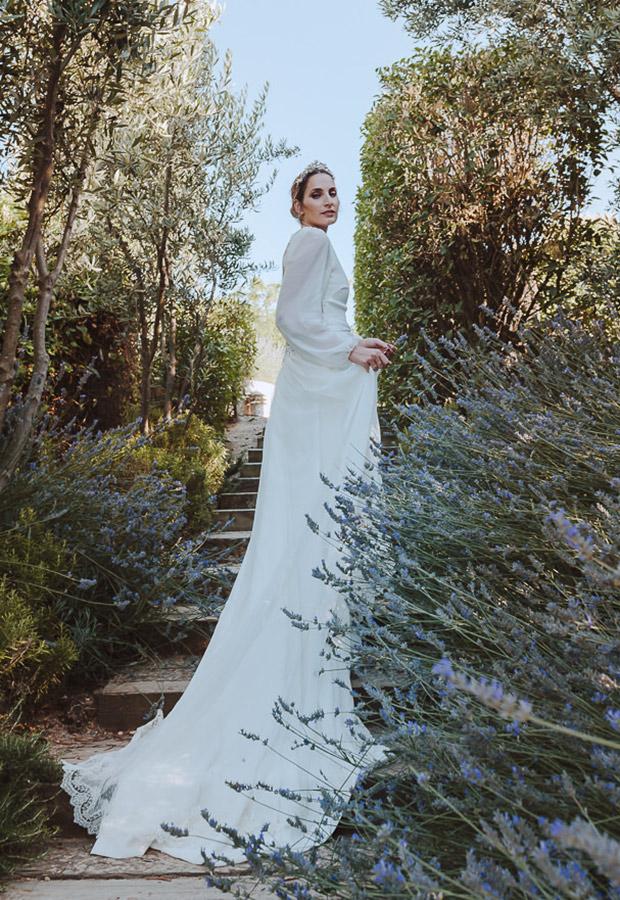 Confesiones de una boda con vestido de cola