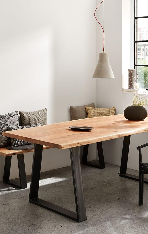simplifica tu hogar mesa de comedor de kave home