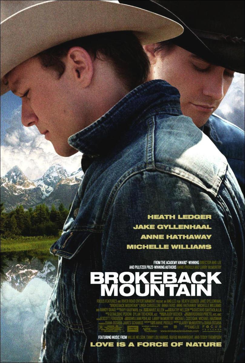 películas de temática lgtbi Brokeback Mountain
