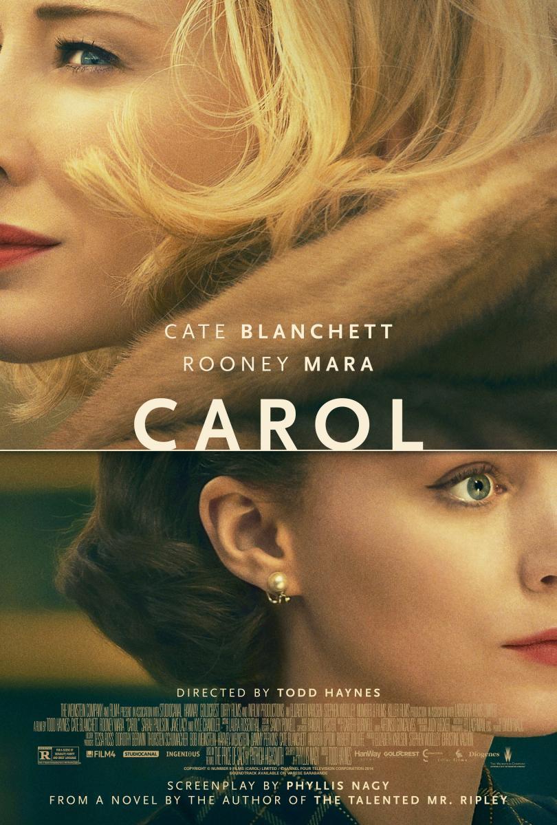 películas de temática LGTBI Carol