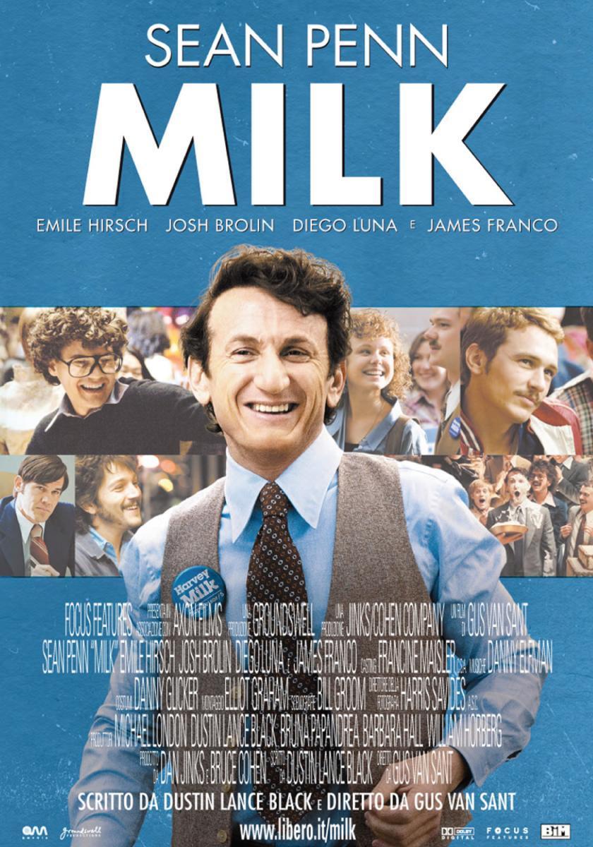 películas de temática lgtbi Harvey Milk