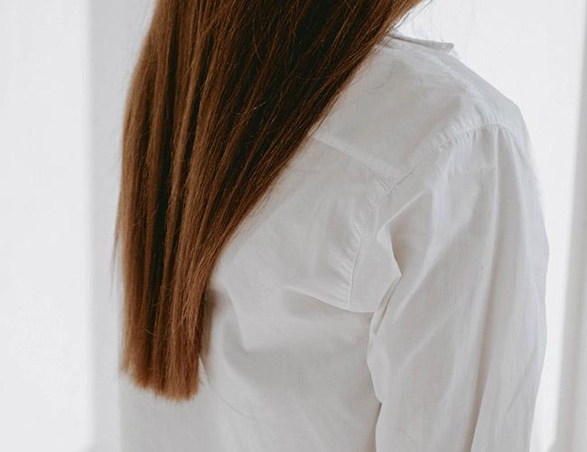 Trucos para plancharte el pelo