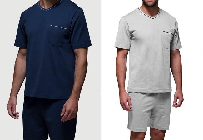 Pijamas de verano cortos