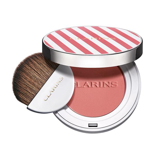 maquillaje efecto bronceado: Colorete Joli Blush de Clarins