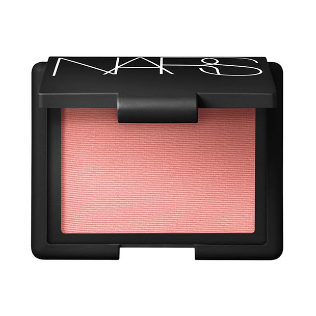 maquillaje efecto bronceado: Colorete Nars