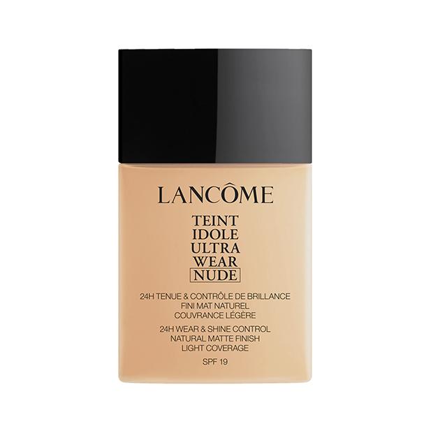 maquillaje efecto bronceado: base de lancome