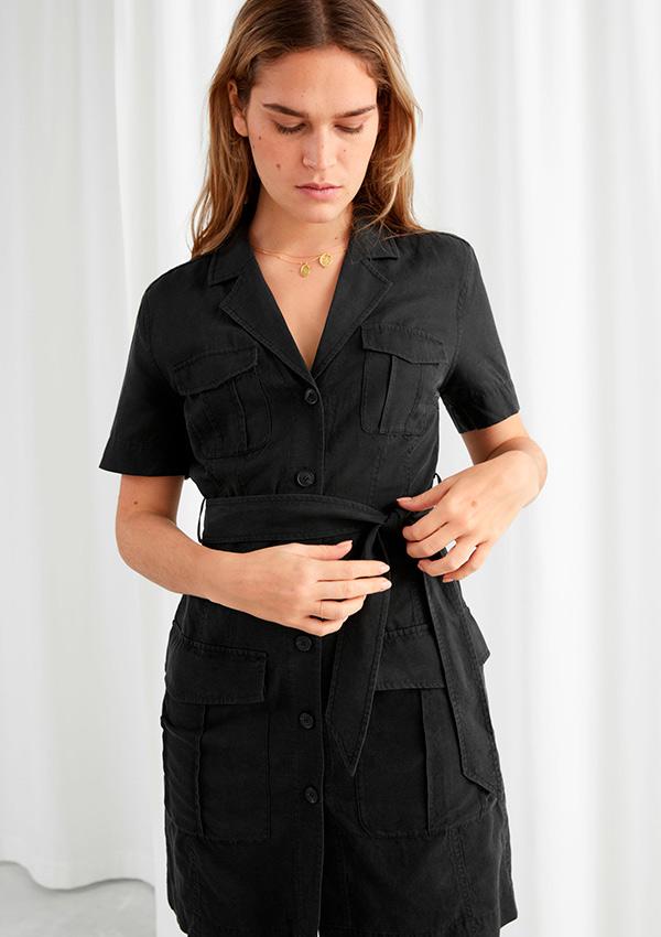 Little black dress de las rebajas And Other Stories