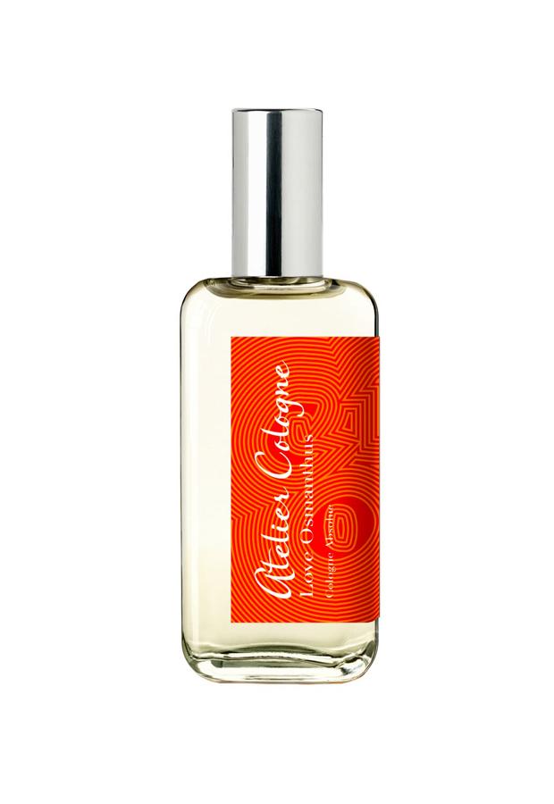 Eau de Cologne Love Osmanthus Cologne Absolue Atelier Cologne perfumes verano 2020