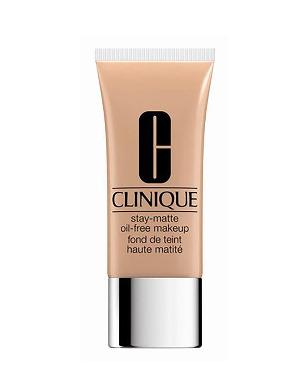 maquillaje oil free Stay-Matte Maquillaje Acabado Mate Clinique